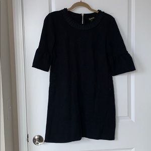 Black Dress with cute sleeves